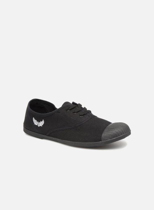 Sneakers Kaporal Fily old Zwart detail