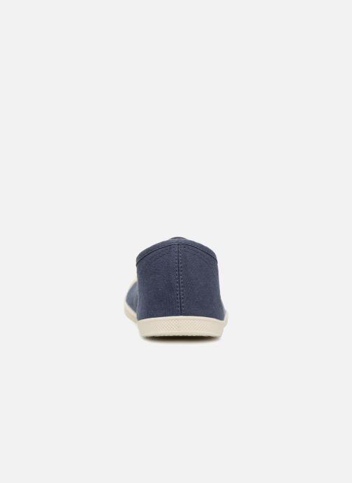 Baskets Kaporal Fily Bleu vue droite
