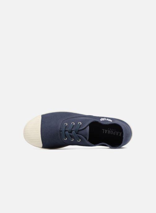 Baskets Kaporal Fily Bleu vue gauche