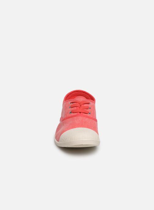 Baskets Kaporal Fily Rose vue portées chaussures