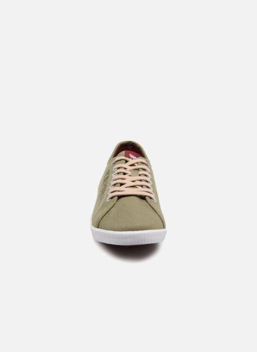 Baskets Kaporal Kavid Vert vue portées chaussures