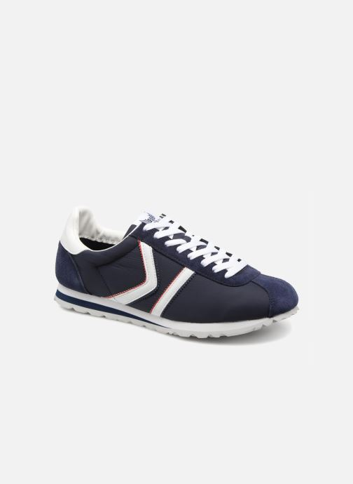 Trainers Kaporal Kif Blue detailed view/ Pair view