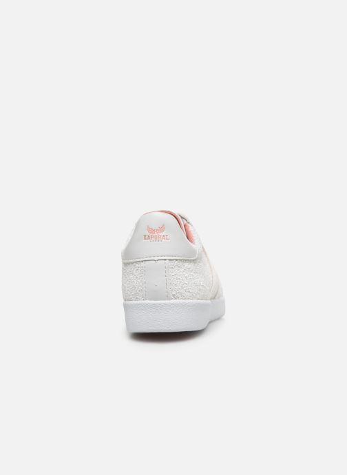 Baskets Kaporal Kiona Blanc vue droite