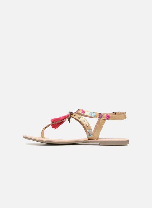 Sandalen Kaporal Naya rosa ansicht von vorne