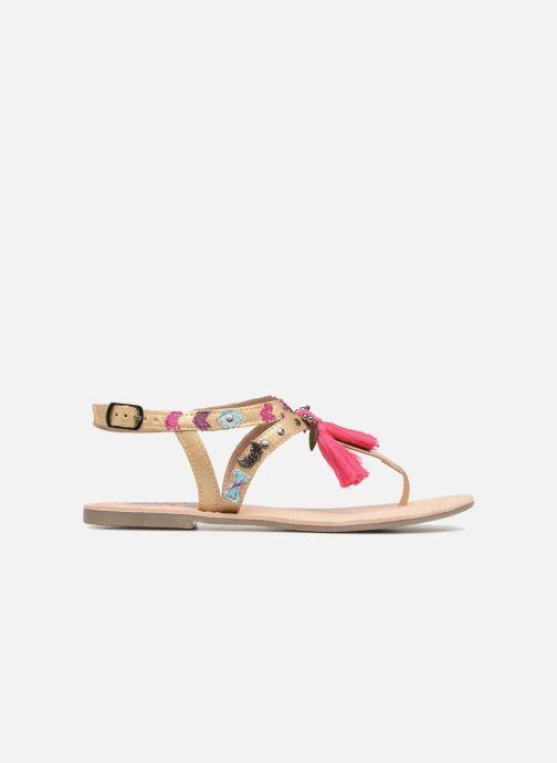 Sandalen Kaporal Naya rosa ansicht von hinten