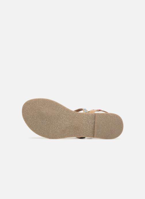 Sandales et nu-pieds Kaporal Naya Rose vue haut