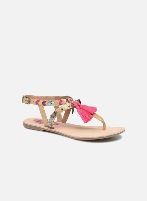 Sandales et nu-pieds Kaporal Naya Rose vue détail/paire