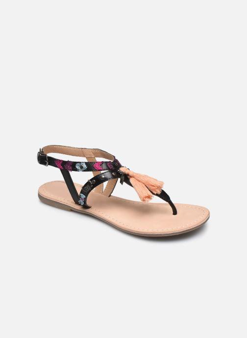 Sandales et nu-pieds Kaporal Naya Noir vue détail/paire
