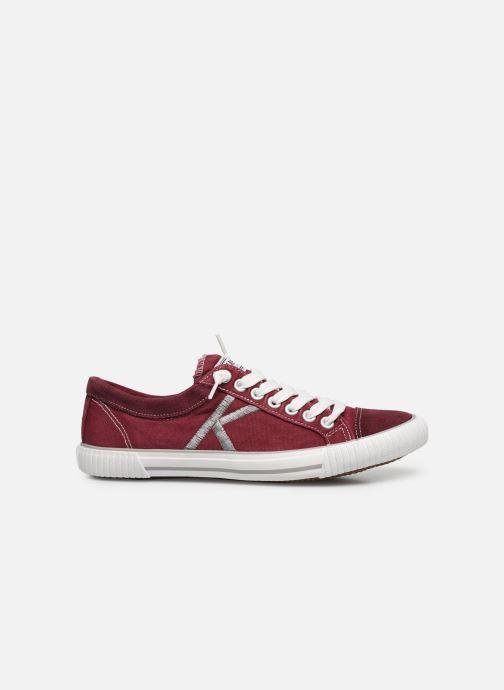 Sneakers Kaporal Odessa Rød se bagfra