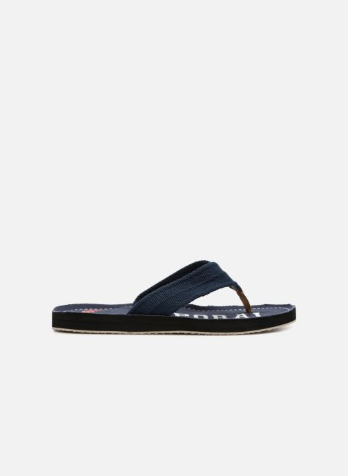 Flip flops Kaporal Taino Blue back view