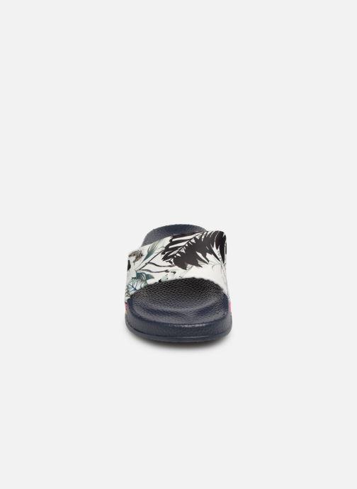 Mules et sabots Kaporal Tamira Bleu vue portées chaussures