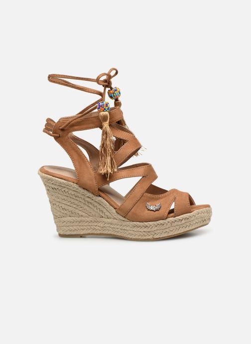 Sandales et nu-pieds Kaporal Tanao Marron vue derrière