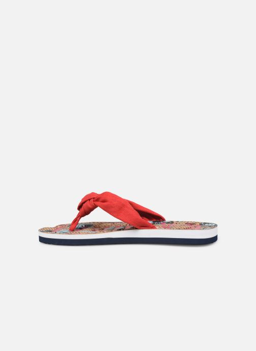 Flip flops Kaporal Takine Red front view