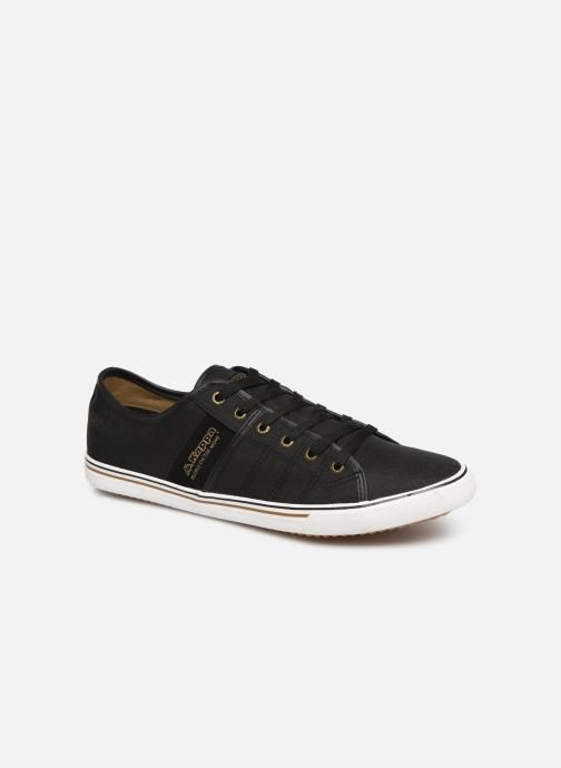 Sneakers Kappa Calexi Zwart detail