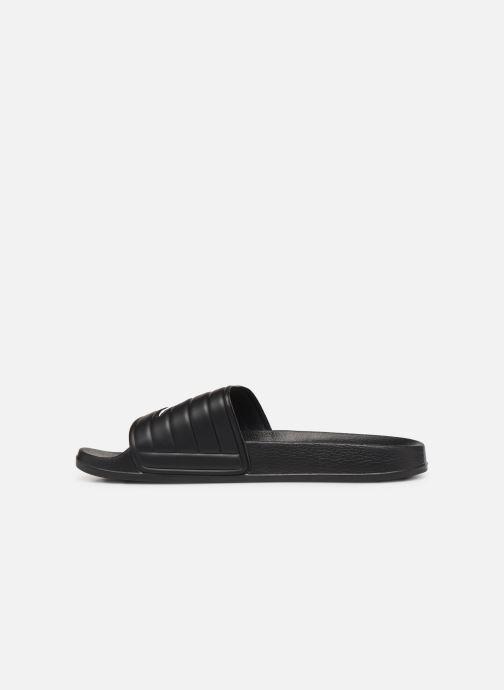 Sandales et nu-pieds Kappa Matese Noir vue face