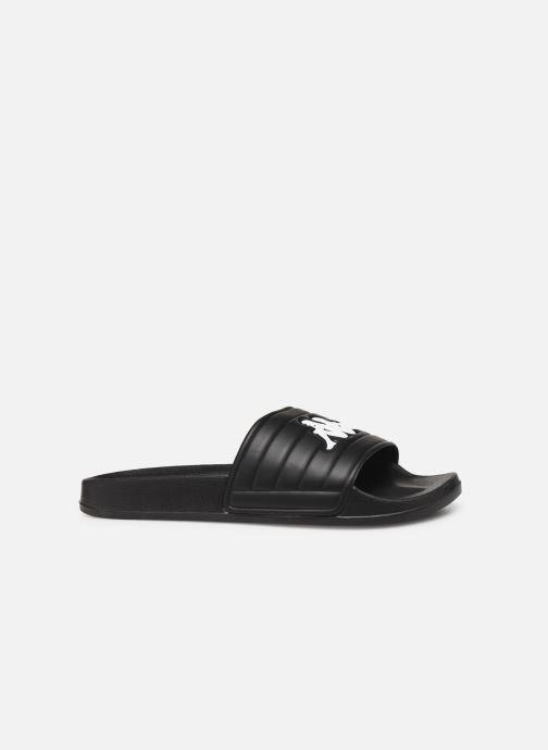 Sandales et nu-pieds Kappa Matese Noir vue derrière