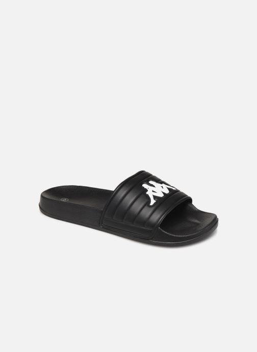 Sandales et nu-pieds Kappa Matese Noir vue détail/paire