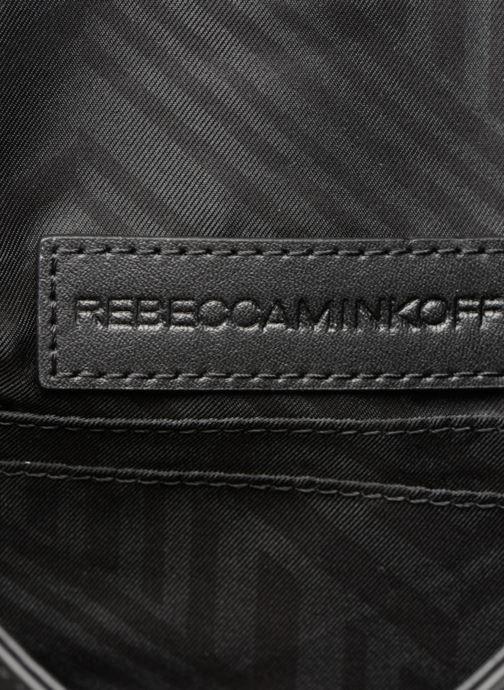 Handtassen Rebecca Minkoff Small Love Crossbody Zwart achterkant