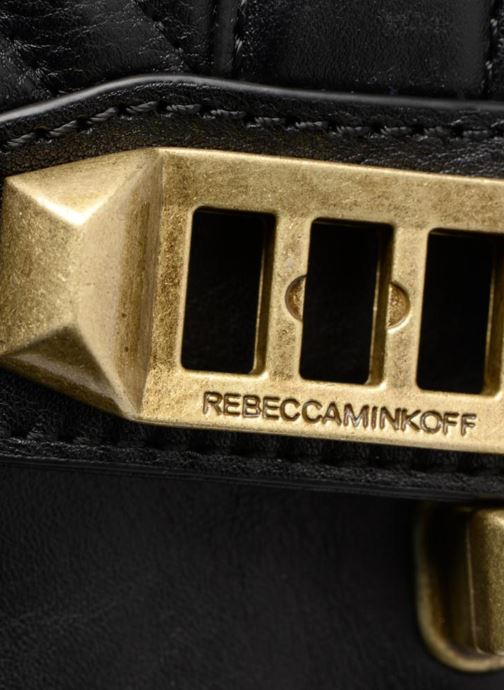 Handtassen Rebecca Minkoff Small Love Crossbody Zwart links
