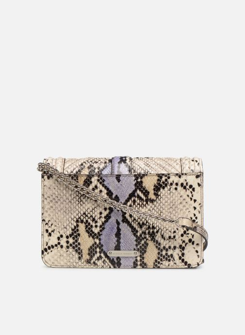 Sacs à main Rebecca Minkoff Small Love Crossbody Beige vue face