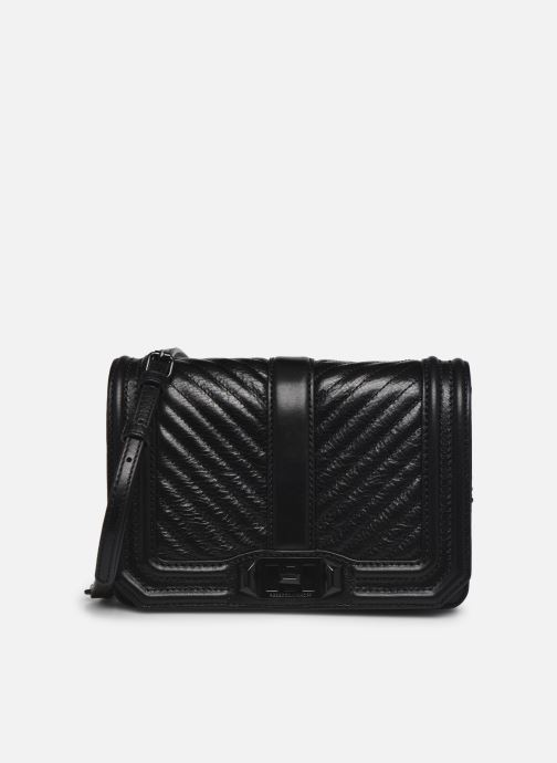 Handtassen Tassen Chevron Quilted Small Love Crossbody
