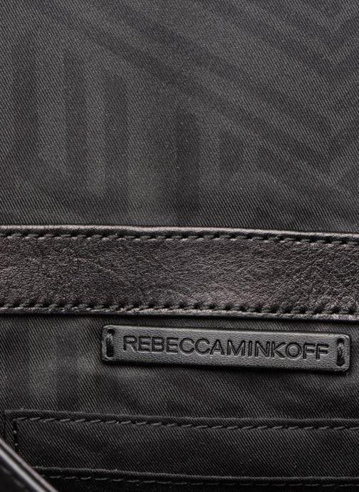 Sacs à main Rebecca Minkoff Star Small Love Crossbody Noir vue derrière