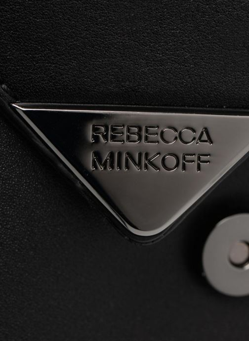 Handtassen Rebecca Minkoff Molly Crossbody Zwart links