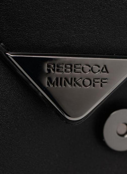 Sacs à main Rebecca Minkoff Molly Crossbody Noir vue gauche