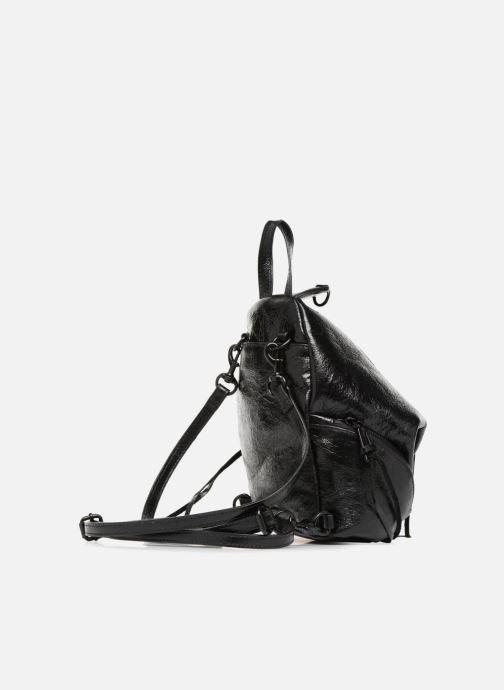 Rucksäcke Rebecca Minkoff Convertible Mini Julian Backpack schwarz ansicht von rechts