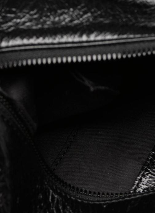Rucksäcke Rebecca Minkoff Convertible Mini Julian Backpack schwarz ansicht von hinten