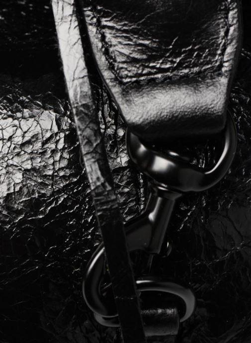 Rucksäcke Rebecca Minkoff Convertible Mini Julian Backpack schwarz ansicht von links
