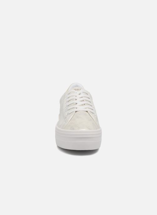 Baskets No Name Plato Sneaker After Blanc vue portées chaussures