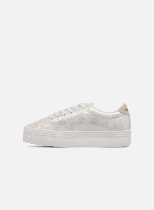 Baskets No Name Plato Sneaker After Blanc vue face