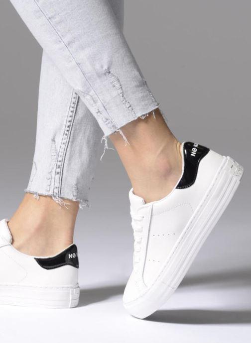 Sneakers No Name Arcade Sneaker Nappa Wit onder