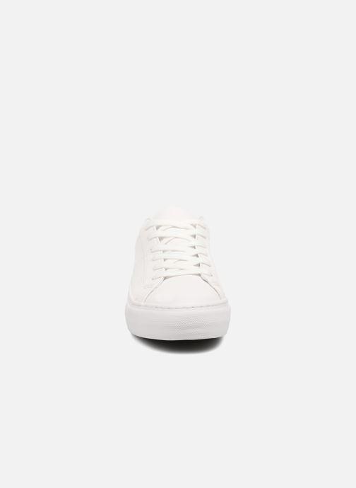 Baskets No Name Arcade Sneaker Nappa Blanc vue portées chaussures
