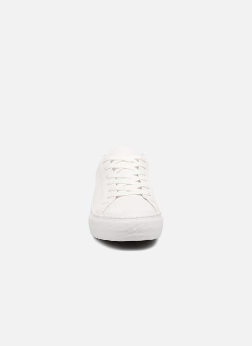 Baskets No Name Arcade Sneaker Nappa Blanc vue portées chaussures
