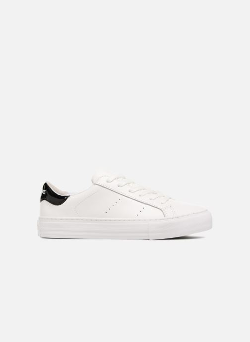 Sneakers No Name Arcade Sneaker Nappa Wit achterkant