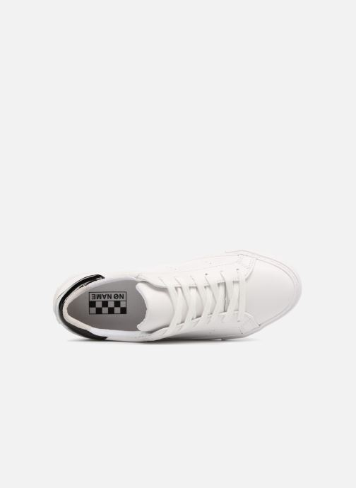 Sneakers No Name Arcade Sneaker Nappa Wit links