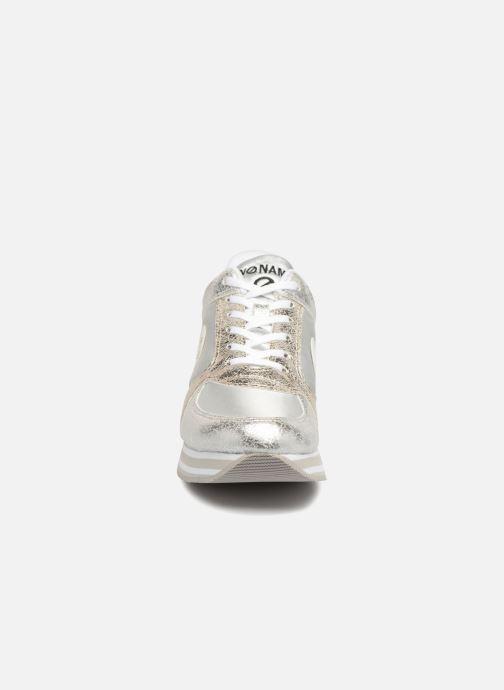 Baskets No Name Parko Jogger BeamCarnival Argent vue portées chaussures