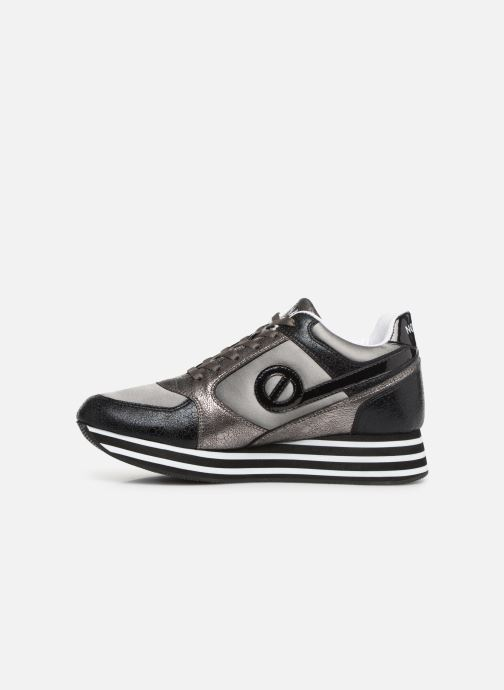 Trainers No Name Parko Jogger BeamCarnival Silver front view