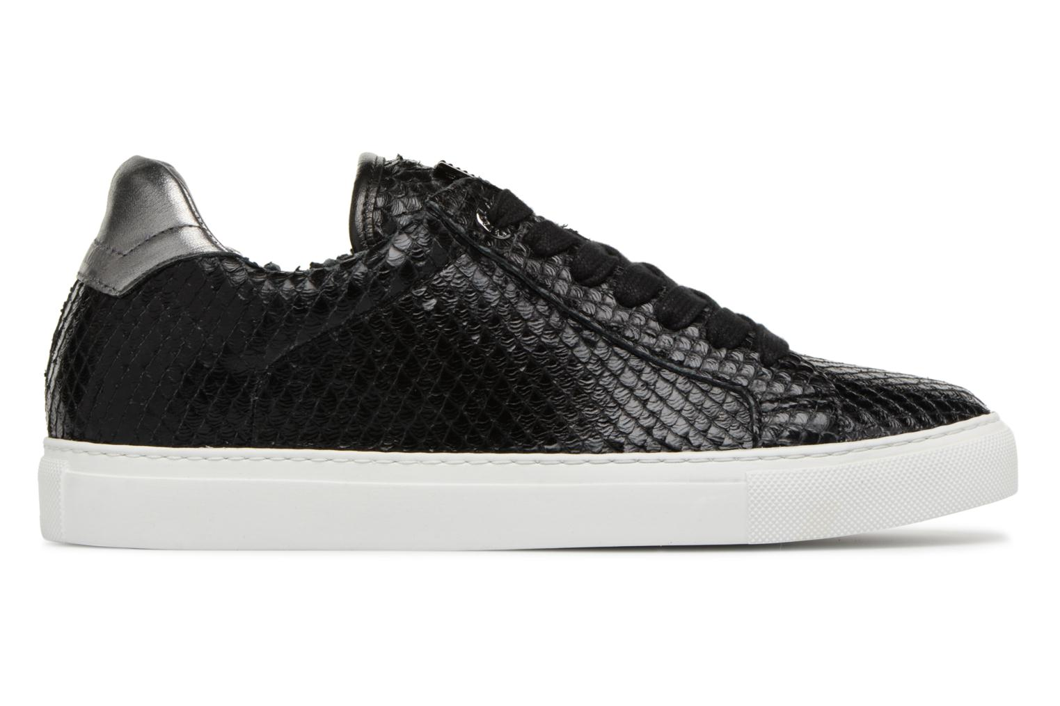 Trainers Zadig & Voltaire ZV1747 KEITH Black back view
