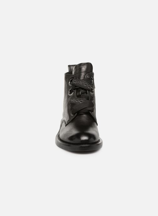 Ankle boots Zadig & Voltaire Laureen Roma Black model view