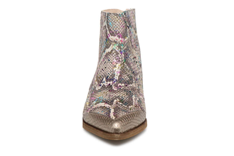 Bottines et boots Zadig & Voltaire MODS ECLAT Multicolore vue portées chaussures