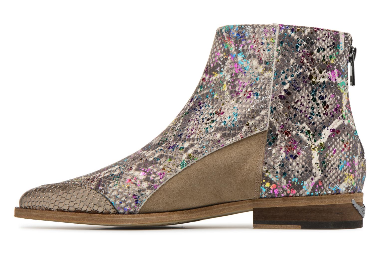 Bottines et boots Zadig & Voltaire MODS ECLAT Multicolore vue face