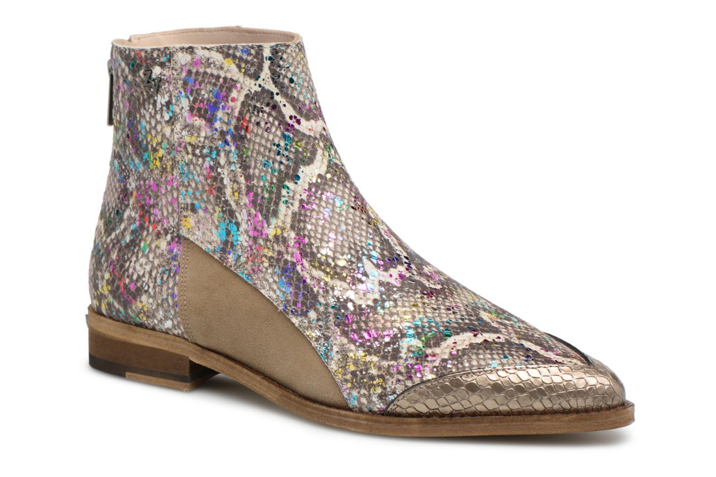 Bottines et boots Zadig & Voltaire MODS ECLAT Multicolore vue détail/paire