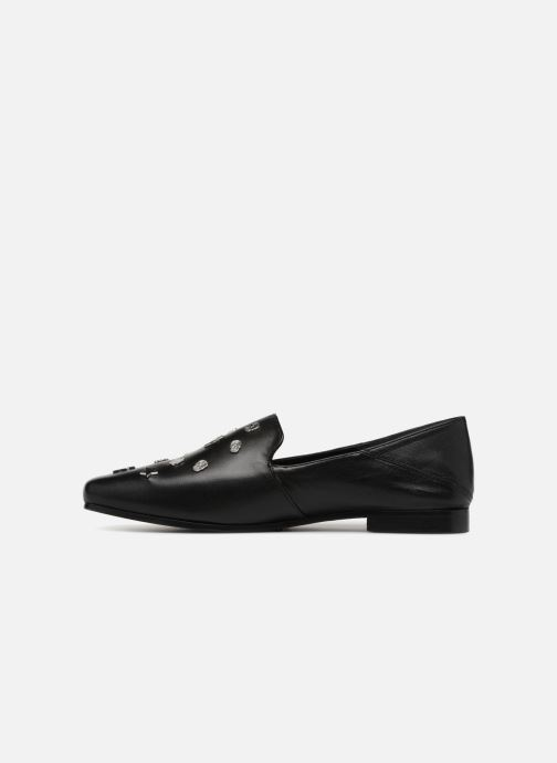 Loafers Zadig & Voltaire MONSIEUR Black front view