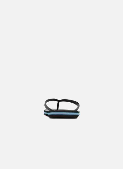 Flip flops Quiksilver Molokai Highline Slab Blue view from the right