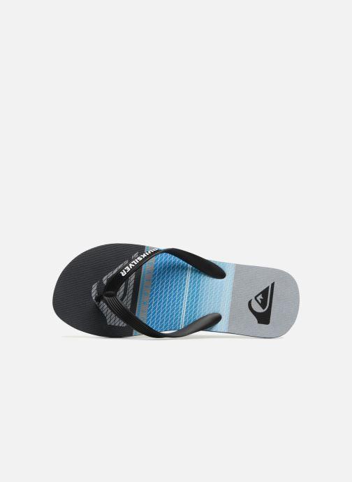 Slab Molokai blue Black grey Quiksilver Highline SMVUzp