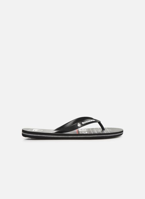 Quiksilver Molokai Highline Slab (noir) - Tongs Chez