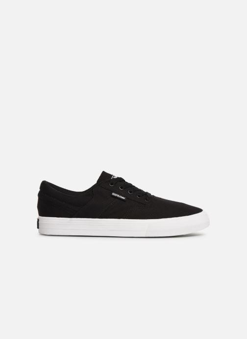 Sneakers Supra Cobalt Zwart achterkant